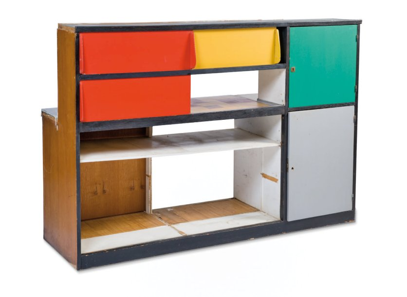 Charles edouard jeanneret dit le corbusier meuble passe for Le corbusier meuble