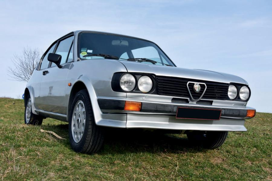 alfa romeo alfasud ti 1500 1983 alfa romeo alfasud ti 1983 pour alfa. Black Bedroom Furniture Sets. Home Design Ideas