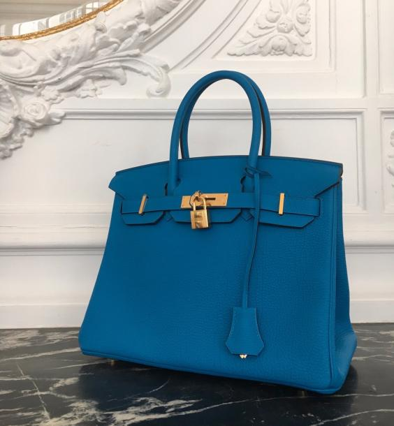 9b0f88727c43 HERMES Paris made in France année 2017 Sac