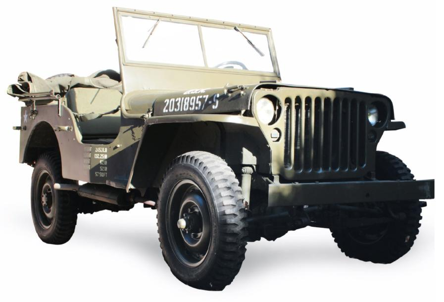 jeep willys 1944 ch ssis n 437156 v ritable willys. Black Bedroom Furniture Sets. Home Design Ideas