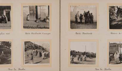 album de photographies anciennes alg rie et tunisie 1906 1913 alger. Black Bedroom Furniture Sets. Home Design Ideas