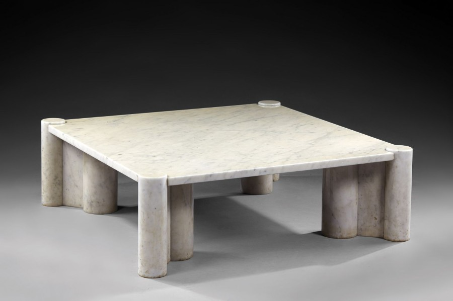 Table Basse Verre Gae Aulenti