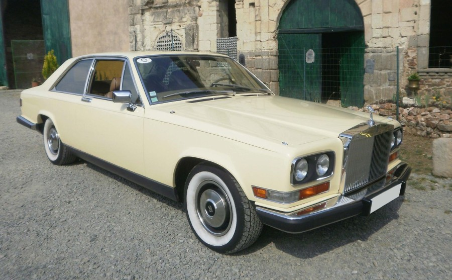 1980 rolls royce camargue vous m ritez la voiture la plus ch re du. Black Bedroom Furniture Sets. Home Design Ideas