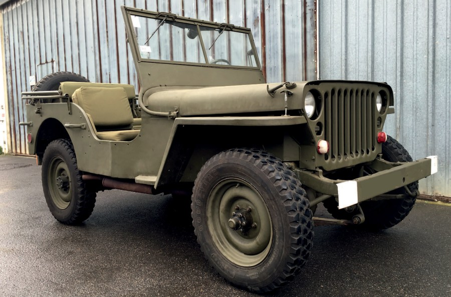 1943 jeep willys mb la voiture tout faire qui lib ra le monde marque. Black Bedroom Furniture Sets. Home Design Ideas