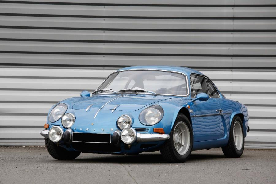 1971 alpine a110 1600 s ic ne des rallyes bel tat d 39 origine parfaitement. Black Bedroom Furniture Sets. Home Design Ideas