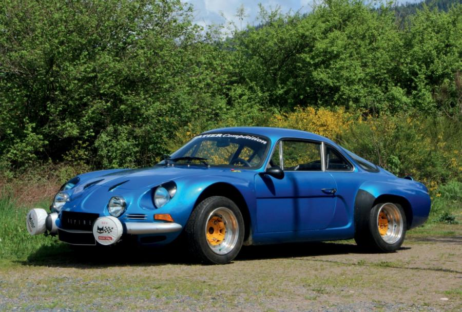 1970 alpine a110 1600 s gr iv ex jean saurel reine des rallyes tr s. Black Bedroom Furniture Sets. Home Design Ideas