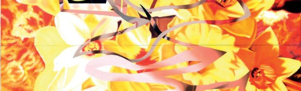 James ROSENQUIST, né en 1933