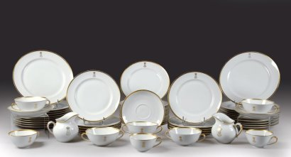 service de table porcelaine italienne