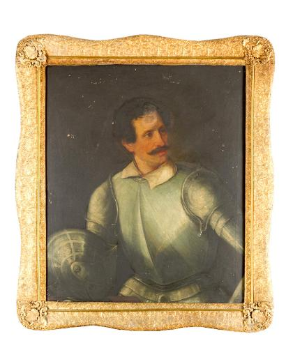 Austrian School around 1840 Austrian School around 1840, Portrait of a knight