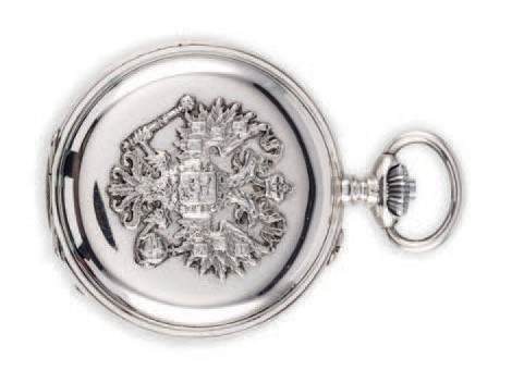 PAUL BUHRE POCKET WATCH SILVER Paul Buhre case n° 37985 made in 1900 Fine silver…