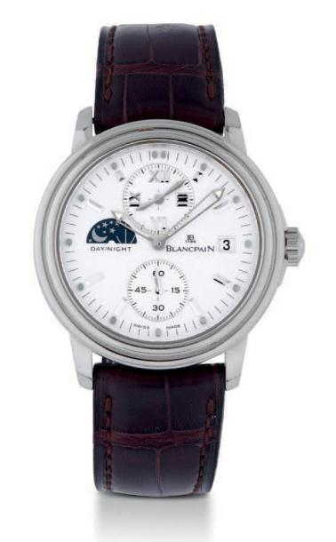 BLANCPAIN LEMAN TIME ZONE LIMITED EDITION WHITE GOLD Blancpain, Leman time zone,…