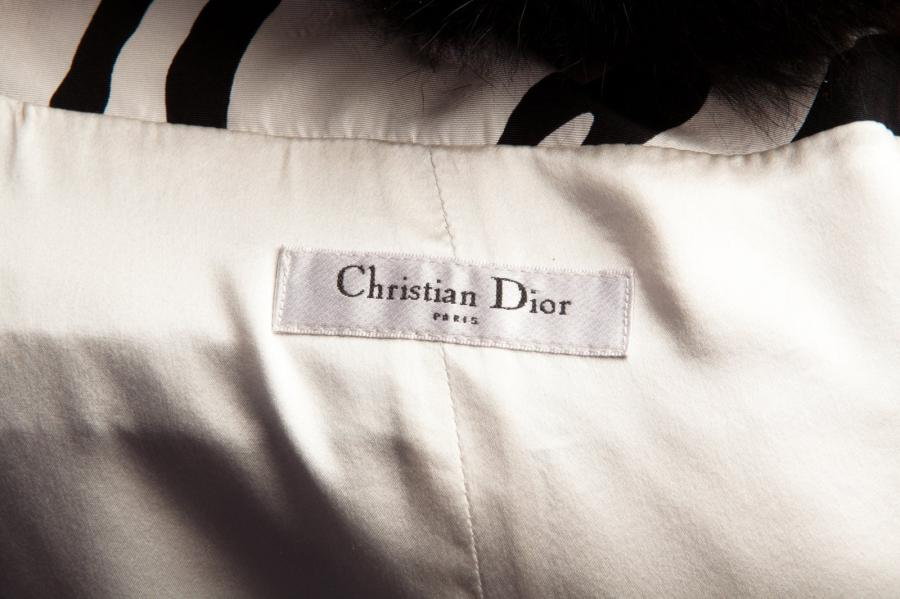Christian DIOR par John GALLIANO Collection printemps été 2008, passage n°55 Magnifique…