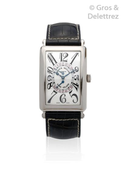 FRANCK MULLER - Long Island Seconde Retrograde - ref: 1100 DS R Montre bracelet…