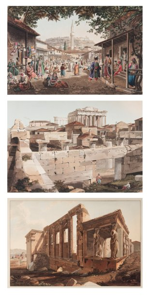 DODWELL Edward Views in Greece, from drawinds by Edward Dodwell, Esq.F.S.A. etc...…