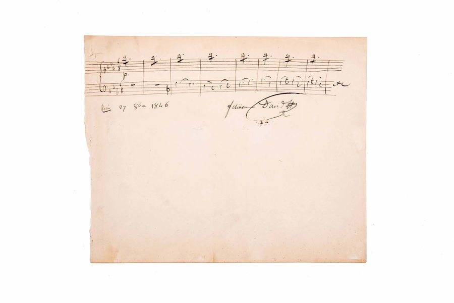 Félicien DAVID (1810-1876)