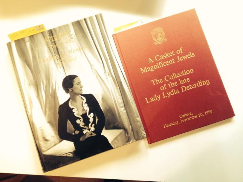 The Jewels of the Duchess of Windsor - Sotheby's - Catalogue de la vente de Genève…
