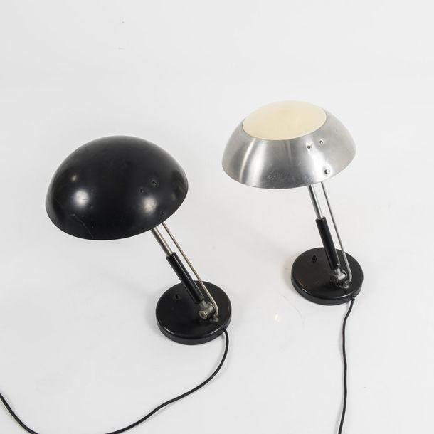 Karl Trabert, Two table lights, c. 1930 Karl Trabert, Two table lights, c. 1930,…