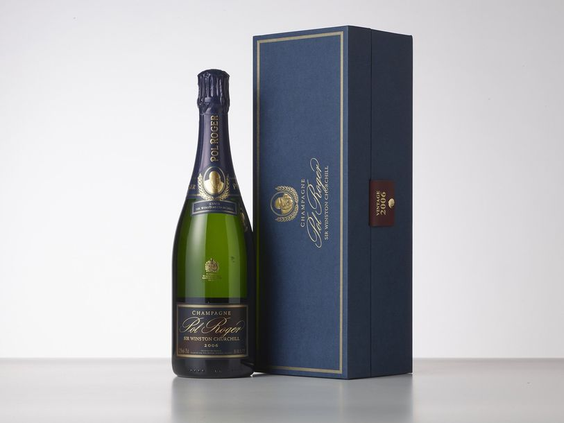 1 Bouteille CHAMPAGNE CUVEE WINSTON CHURCHILL  Année : 2006  Appellation : Pol R…