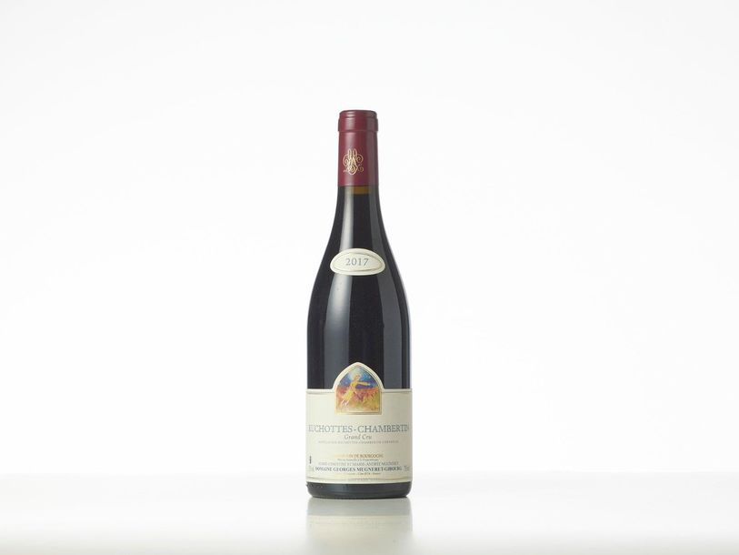 1 Bouteille RUCHOTTES CHAMBERTIN (Grand Cru)  Année : 2017  Appellation : Domain…