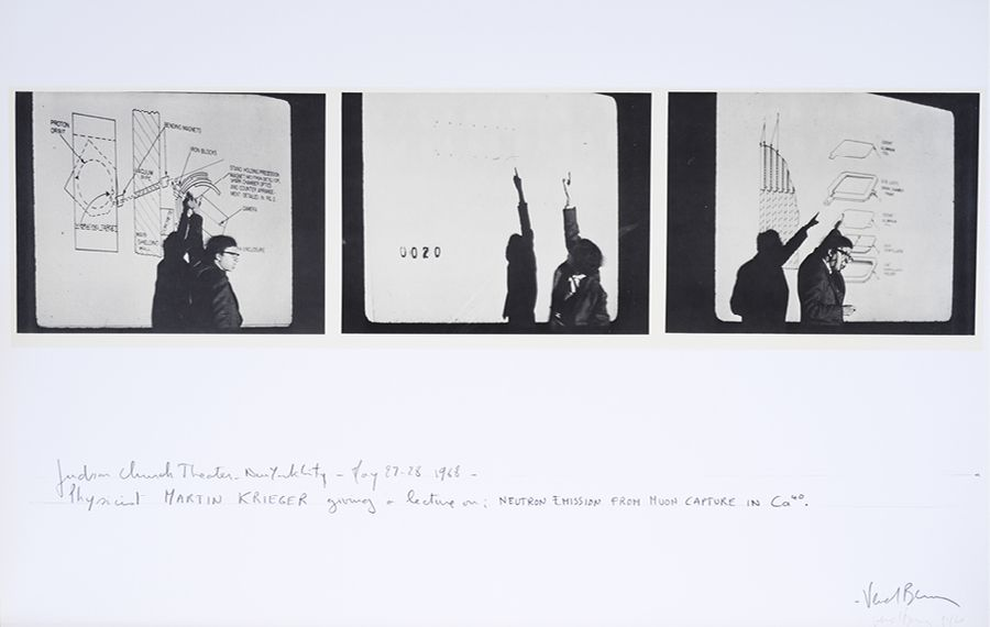 BERNAR VENET (NE EN 1941) ELEMENTS OF MATHEMATICS, 1970 Coffret de 10 lithographies…