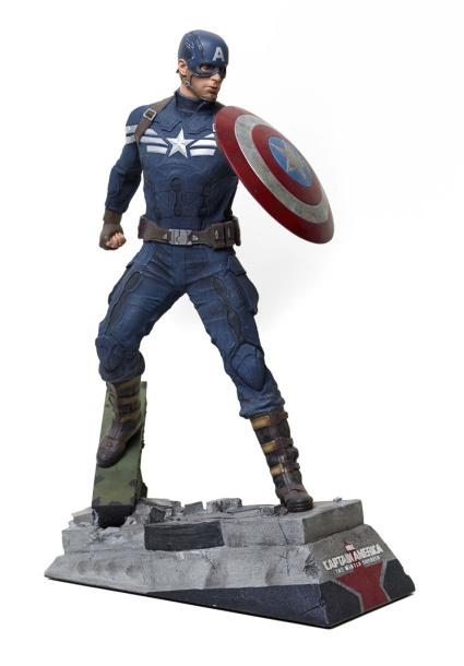 STUDIO OXMOX ENTREPRISE AMÉRICAINE CAPTAIN AMERICA - THE WINTER SOLDIER Petite sculpture…