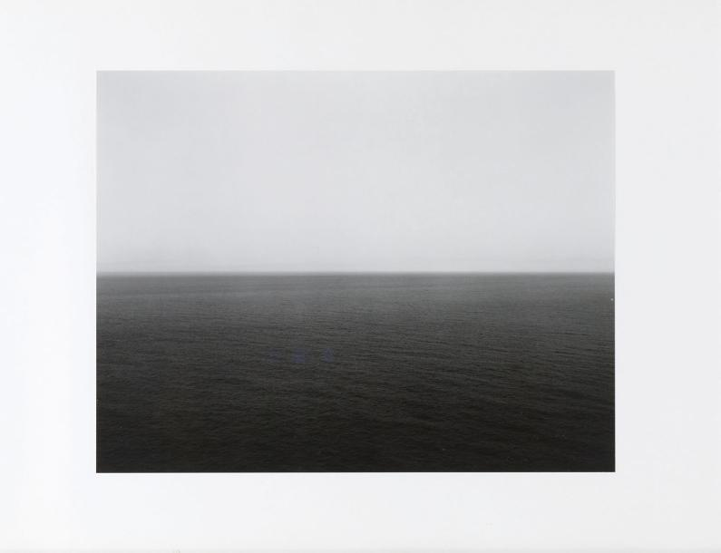 HIROSHI SUGIMOTO (NE EN 1948) TIME EXPOSED, 1991 (Atlantic Ocean New Foundland, 1982)…