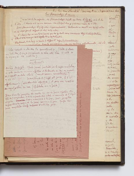 NARCEJAC Thomas (1908-1998) Ensemble de 13 manuscrits et documents: 1931-1988 - Cinq…