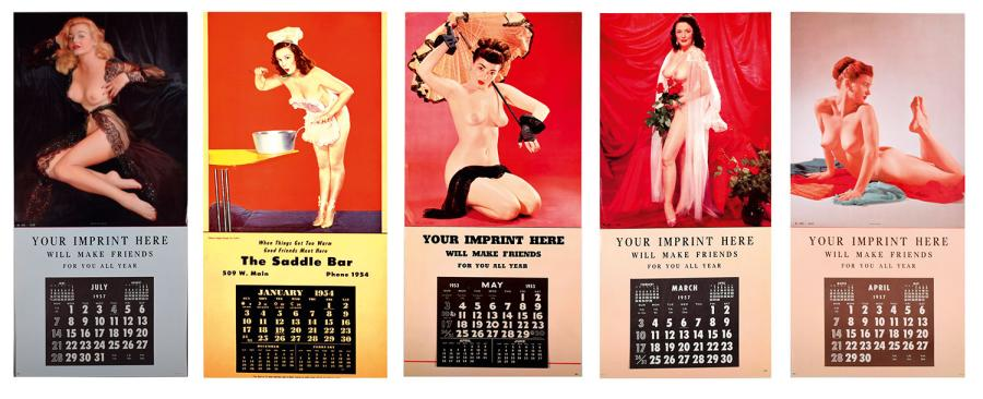 PRACTICE SESSION 1957, FOREVER YOURS 1957, GAY LADY 1953, TOUCH OF VENUS 1957, THE…