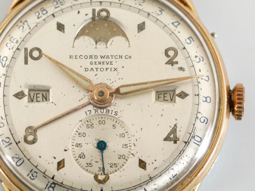 Record Watch & Co. 