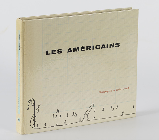 Robert FRANK LES AMÉRICAINS Éditions Robert Delpire, Collection encyclopédie essentielle,…