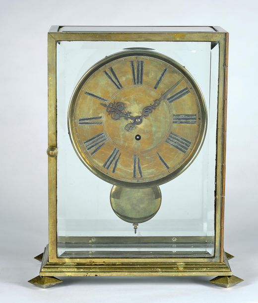 Adolf Loos, a table clock (commode clock) from Ebenstein Gentleman's Outfitters,…