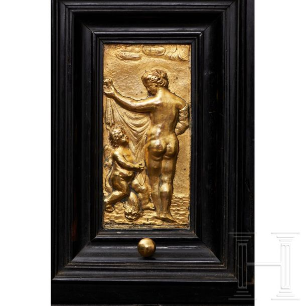 An Italian Renaissance cabinet, 17th/19th century The Renaissance cabinet with a…