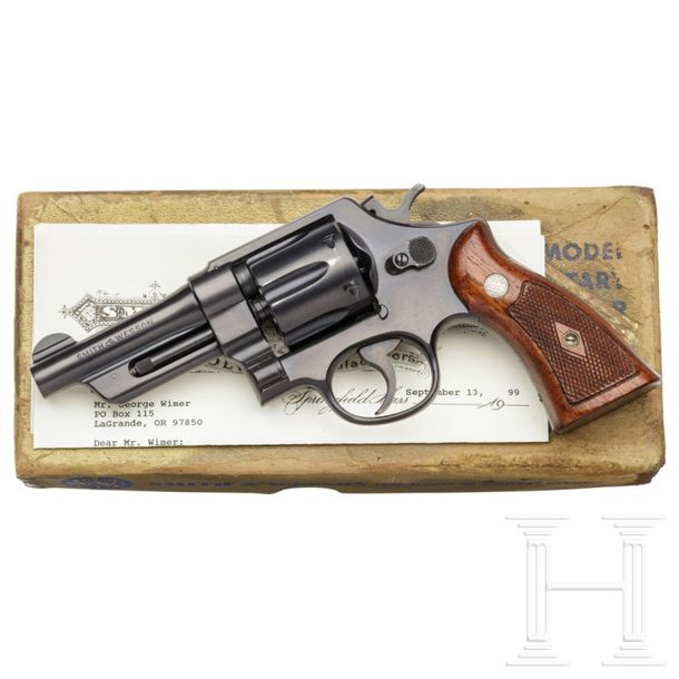 Smith & Wesson .44 Hand Ejector 4th Model of 1950 Military (Pre Model 21), new i…