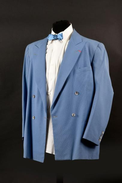Collection Maurice Chevalier COSTUME DE SCèNE DE MAURICE CHEVALIER - 1956 Une tenue…