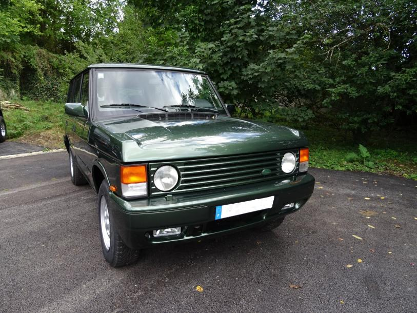 land rover range rover vogue lse 4 2 v8 soft dash 1994 dernier range. Black Bedroom Furniture Sets. Home Design Ideas