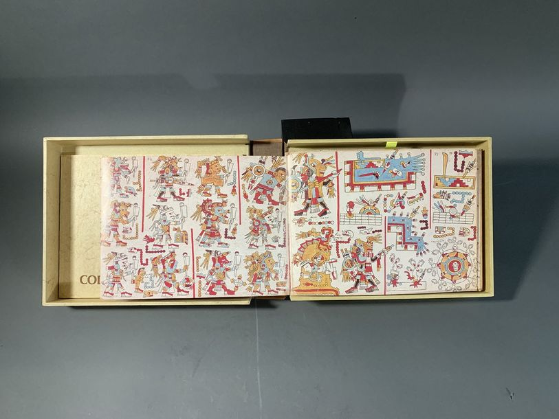 CODEX ZOUCHE-NUTTALL (conservé au British Museum London)