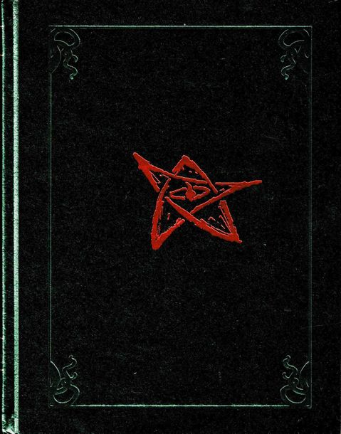 Chaosium Call of Cthulhu Role Playing Game 20th Anniversary Ed. Leatherbound, Re…
