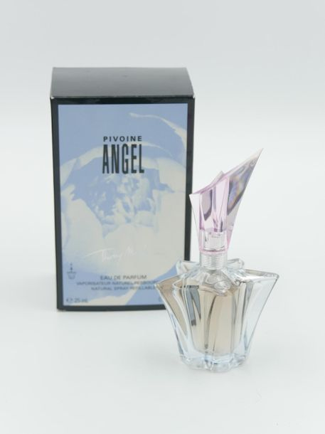 "THIERRY MUGLER "" Angel Pivoine "" THIERRY MUGLER "" Angel Pivoine "" Flacon vaporis…"
