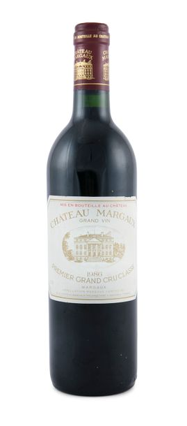 A BOTTLE OF CHATEAUX MARGAUX, 1986, 1 BOTTLE