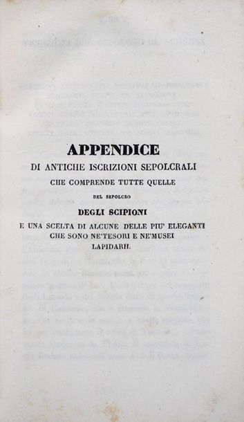 Archaeological Miscellanea. 9 works. Archaeological Miscellanea.    8vo, 195x123…