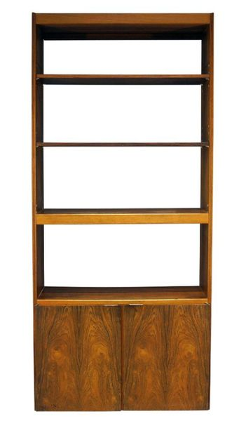 Robert Heritage (b.1927), a rosewood bookcase cabinet for Archie Shine Ltd  c.19…