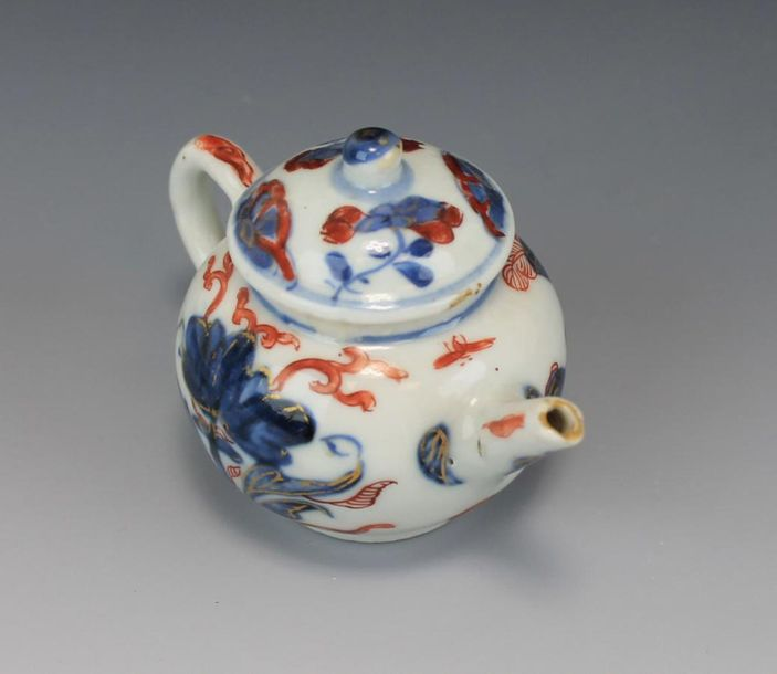 A small group of Chinese tea wares A small group of Chinese tea wares, 18th cent…