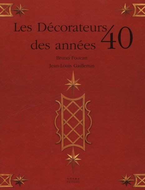 Jacques Adnet (1900 1984), the metal decoration by Gilbert Poillerat (1902 1988)…