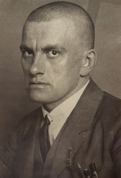 Alexander Rodchenko (1891 1956) Mayakovsky with Pencils, April 1924 Rittrato di …