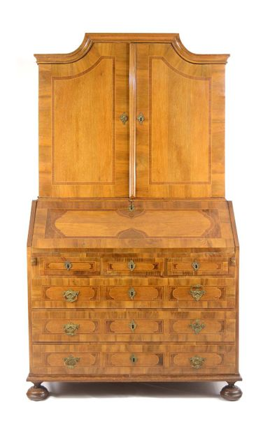 CLASSICIST CABINET Germany,  1880`s 1890`s  Commode with three big drawers and t…