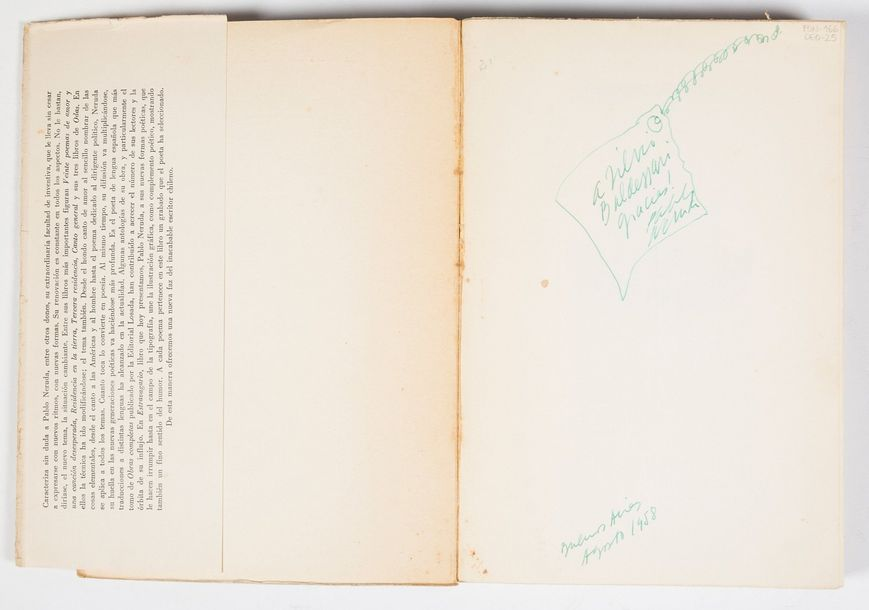All the works in this catalog are sold as a single lot. You can only bid for the…