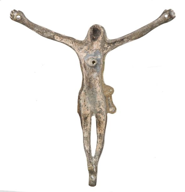 """Christ"". Bronze sculpture. 17th century. ""Christ"". Bronze sculpture. 17th centu…"
