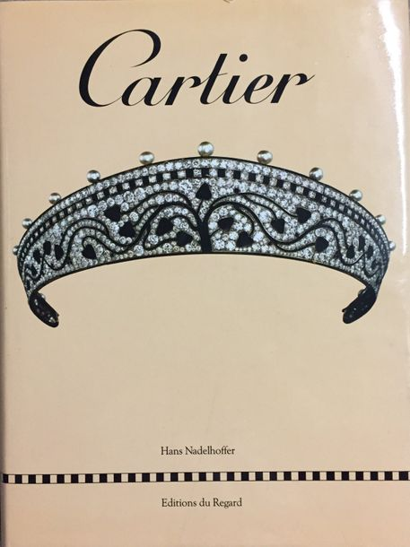CARTIER, 2 livres :  G.GORDON, Cartier a century of Cartier Wristwatches, Timeless…