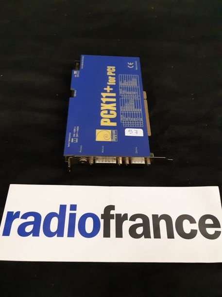 CARTE SON CARTE SON PCI 