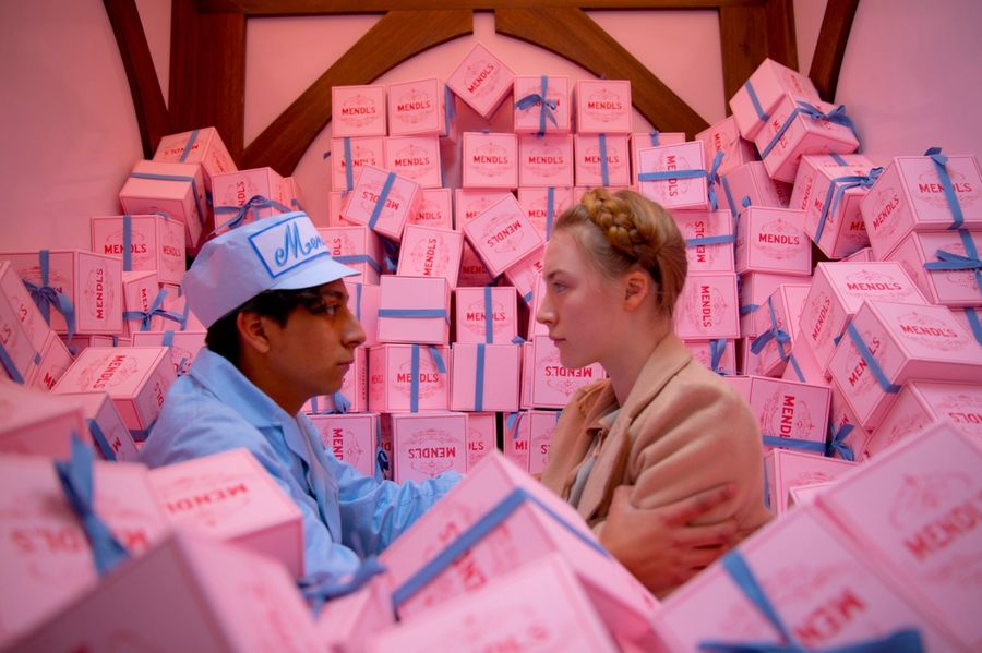 Pack collector The Grand Budapest Hotel comprenant:  - Le livre Grand Budapest Hotel…